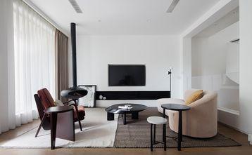 15-20万120平米三室三厅北欧风格客厅装修图片大全