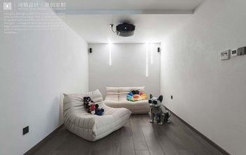 20万以上140平米复式轻奢风格影音室图片