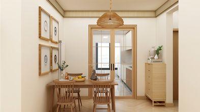 经济型90平米日式风格餐厅装修案例