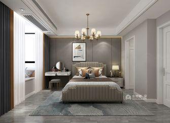 豪华型140平米欧式风格卧室图片大全