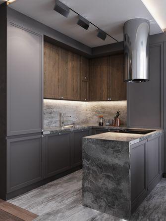 15-20万130平米三现代简约风格厨房装修效果图