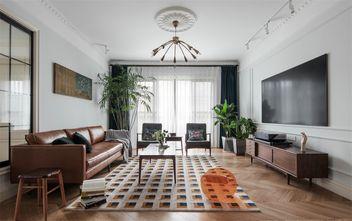 10-15万120平米四美式风格客厅欣赏图