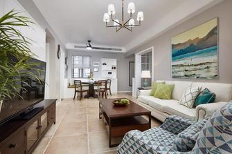 10-15万120平米四室两厅美式风格客厅装修图片大全