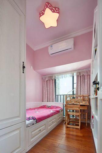 豪华型100平米四室一厅美式风格青少年房图