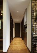 5-10万70平米三室两厅中式风格走廊装修效果图