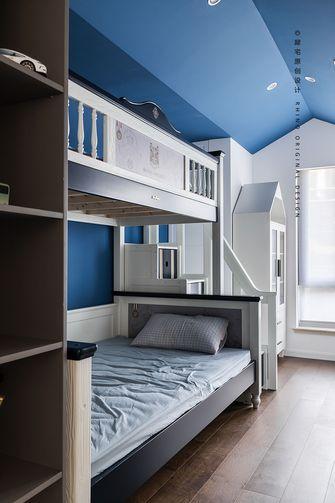 豪华型140平米别墅美式风格青少年房图片
