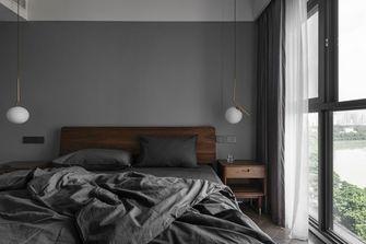 经济型90平米三室一厅现代简约风格卧室欣赏图