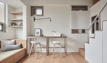 5-10万60平米复式北欧风格客厅装修效果图