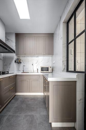 10-15万100平米三室两厅港式风格厨房效果图