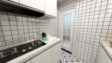 经济型70平米一室一厅北欧风格厨房装修图片大全