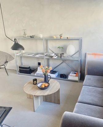 经济型60平米公寓工业风风格客厅装修案例