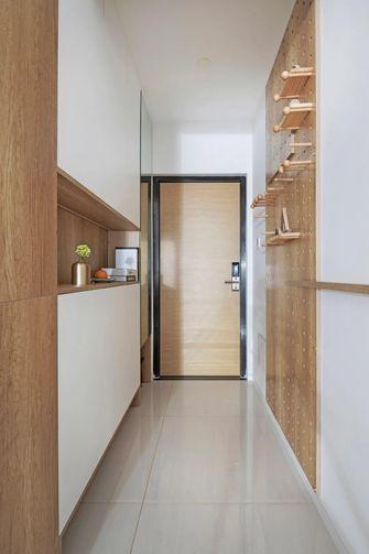 10-15万80平米三室一厅日式风格玄关图片