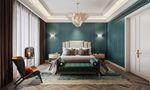 富裕型140平米四法式风格卧室欣赏图