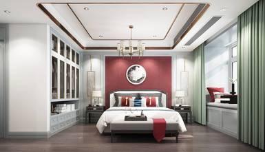 50平米小户型中式风格卧室装修图片大全