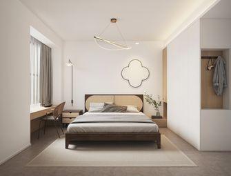 5-10万110平米田园风格卧室图