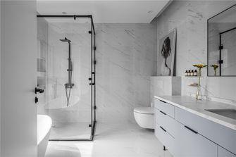 20万以上130平米四室两厅现代简约风格卫生间图片