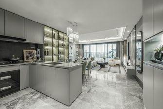 富裕型110平米四室两厅法式风格客厅图片大全