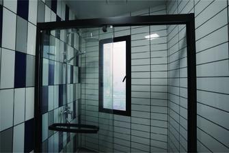 60平米公寓美式风格卫生间设计图