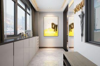 120平米三室两厅现代简约风格玄关装修图片大全
