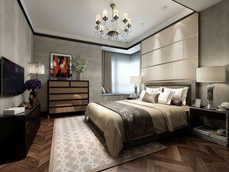 80平米四现代简约风格卧室装修案例