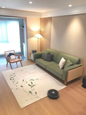 70平米日式风格客厅效果图