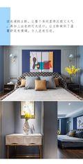 20万以上100平米三室一厅现代简约风格卧室装修效果图