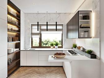 富裕型90平米三室两厅新古典风格厨房装修效果图