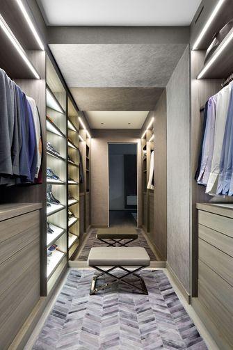 富裕型140平米四室一厅混搭风格衣帽间装修效果图