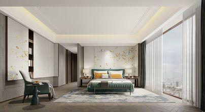 豪华型140平米别墅轻奢风格卧室装修图片大全