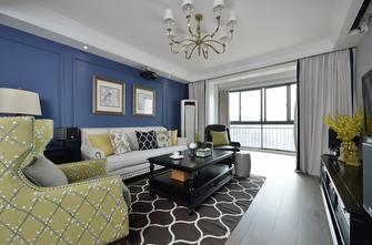 100平米三美式风格客厅装修图片大全