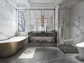 140平米四室两厅法式风格卫生间装修图片大全
