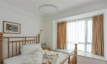 140平米三室两厅法式风格卧室装修效果图