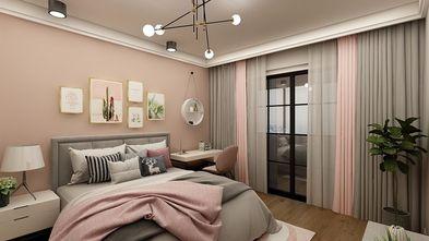 富裕型100平米三室一厅混搭风格其他区域图片大全