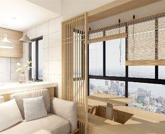 80平米日式风格阳台装修案例