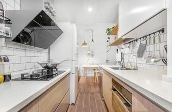 3-5万50平米北欧风格厨房图片大全