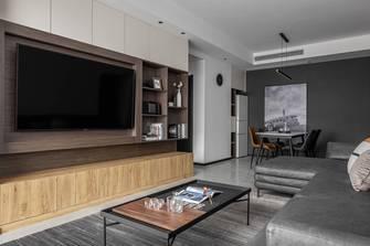 3万以下120平米三现代简约风格客厅图片大全