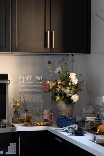 100平米三法式风格厨房图