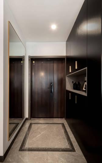 经济型120平米四室两厅现代简约风格玄关效果图