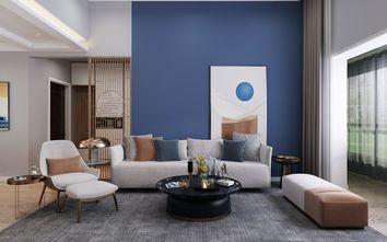 140平米三室两厅北欧风格客厅效果图