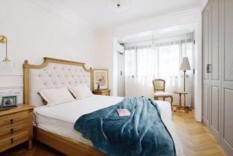 3-5万30平米小户型法式风格卧室欣赏图