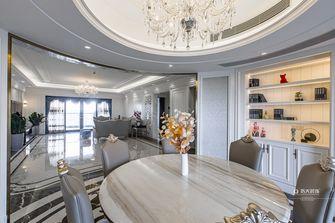 豪华型140平米四室两厅欧式风格餐厅设计图
