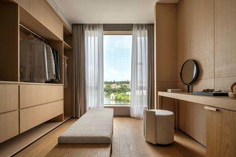 富裕型140平米四室两厅日式风格衣帽间装修图片大全