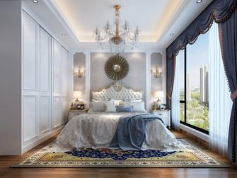 豪华型130平米四室两厅欧式风格卧室装修案例