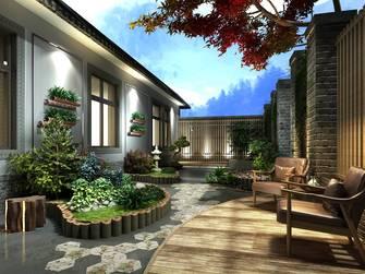 20万以上140平米四室一厅中式风格其他区域装修案例