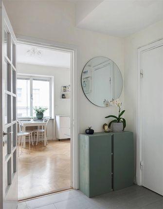 5-10万70平米公寓混搭风格玄关设计图
