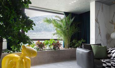 140平米三室一厅北欧风格阳台装修案例