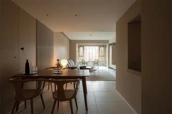 豪华型140平米四室两厅混搭风格餐厅设计图
