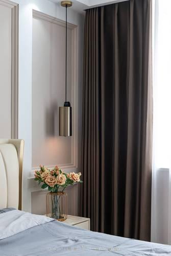豪华型140平米四室三厅法式风格卧室图