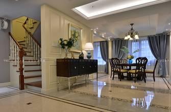 140平米四美式风格楼梯间装修案例