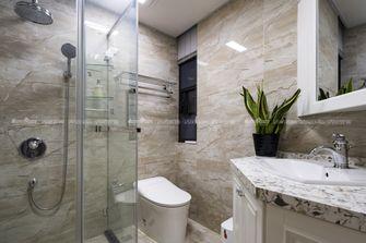 140平米复式欧式风格卫生间装修案例